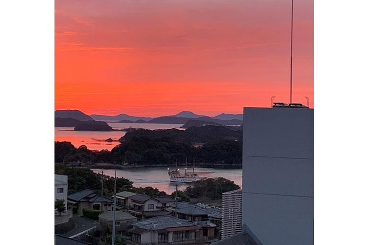 sunset 1.