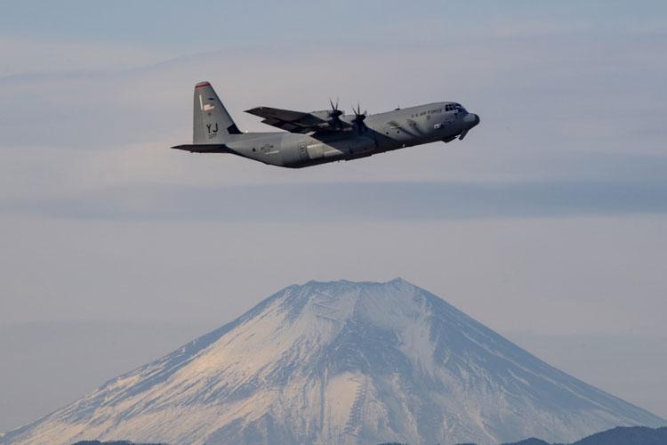 U.S. Air Force photo by Yasuo Osakabe