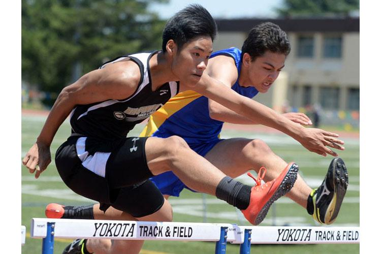 Track and field athletes are among those who will not get to compete in Department of Defense Education Activity-Pacific Far East tournaments this spring. (DAVE ORNAUER/STARS AND STRIPES)