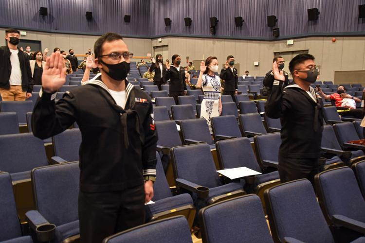 U.S. Navy photo by Edward L. Holland