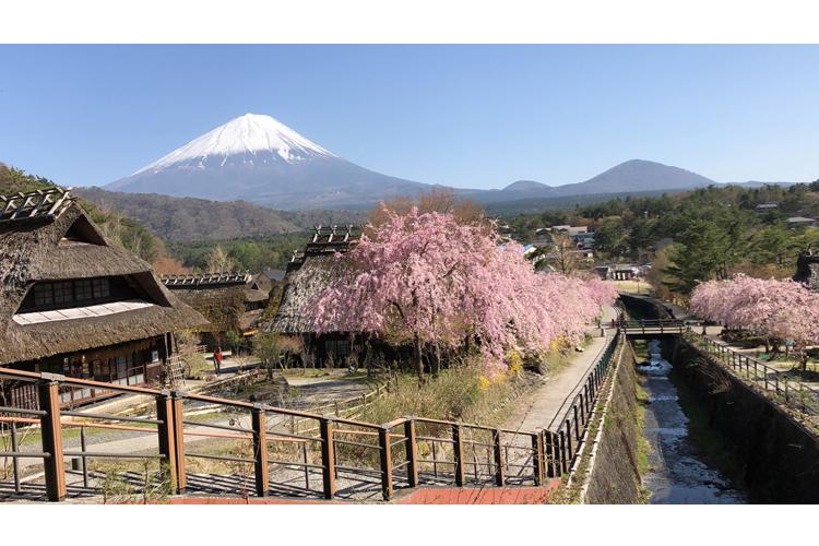 Nenba Village (Photo by Takahiro Takiguchi)