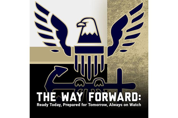 (WASHINGTON) The guidance lays out minimum actions required for Navy units to deploy safely during the COVID-19 pandemic environment. (U.S. Navy graphic/released)