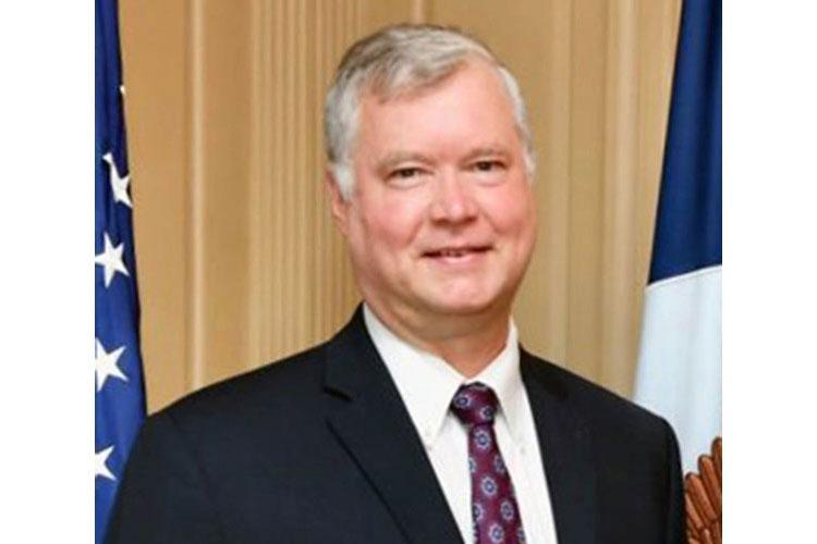 U.S. Special Representative for North Korea Stephen Biegun (U.S. STATE DEPARTMENT)