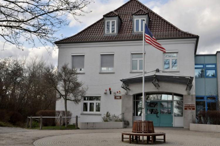 In Germany, $46.6 million is at stake to replace Robinson Barracks Elementary School. The school opened in 1953 in a building that previously held a military hospital for U.S. forces after World War II. U.S. Army Garrison Stuttgart (U.S. ARMY GARRISON STUTTGART)