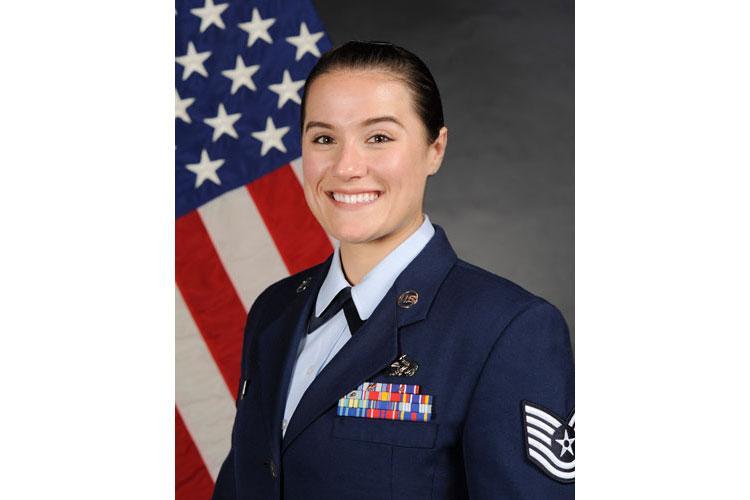 Tech. Sgt. Jessie D. Bustos, Yokota Air Base