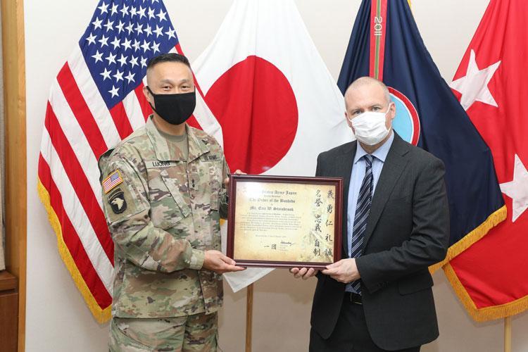 U.S. Army Japan photos by Kevin Krejcarek