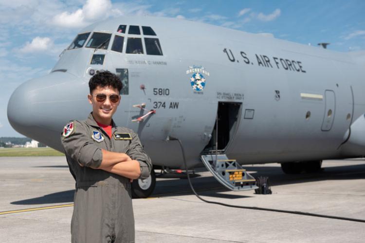 U.S. Air Force Photo by Machiko Arita