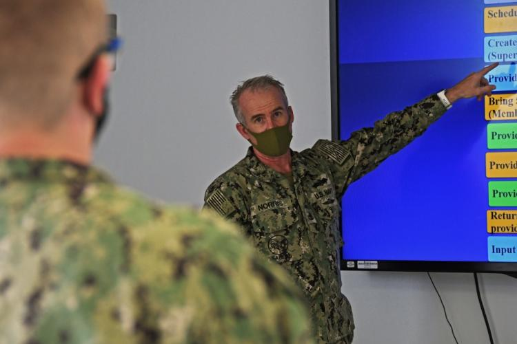 U.S. Navy photo by Chief Mass Communication Specialist Joseph M. Buliavac