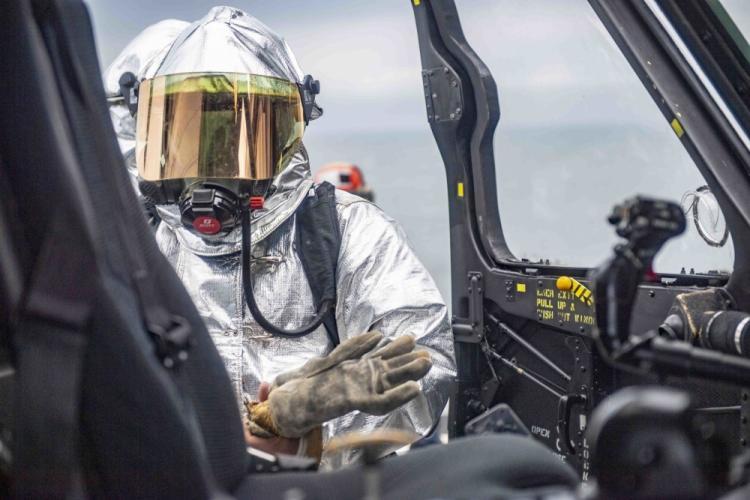 U.S. Navy photo by Mass Communication Specialist 3rd Class Isaac Maxwell