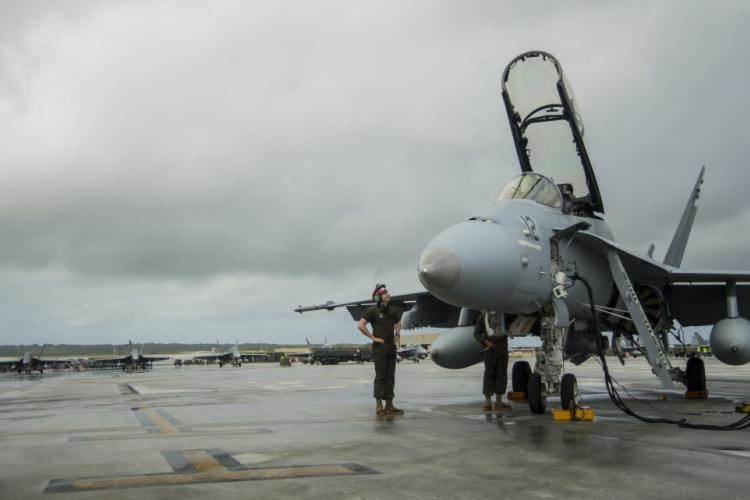 U.S. Air Force photo by Senior Airman Xavier Navarro