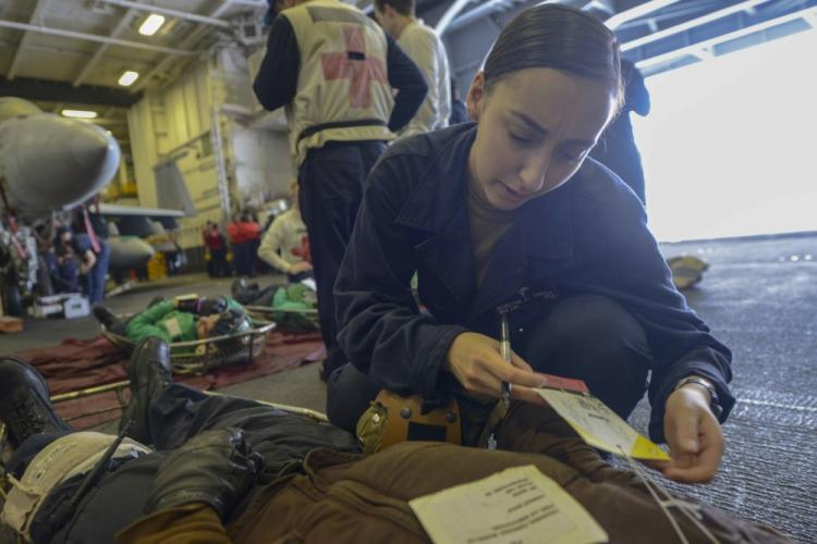 Navy photo by Mass Communication Specialist 2nd Class Tyra M. Campbell