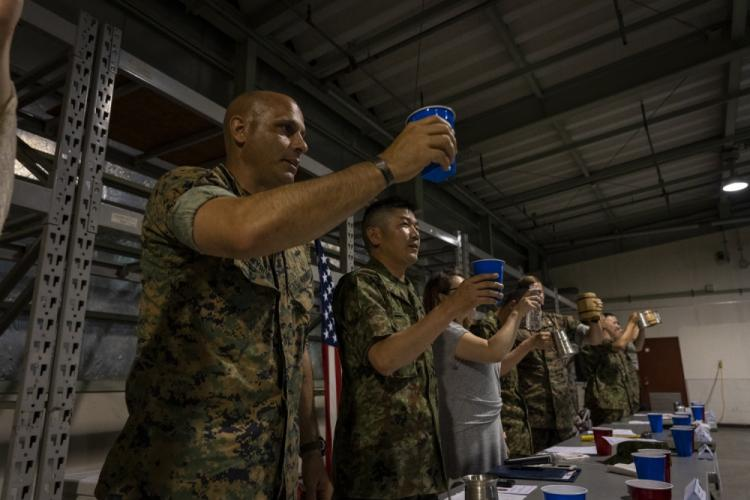 U.S. Marine Corps photo by Lance Cpl. Brennan J. Beauton