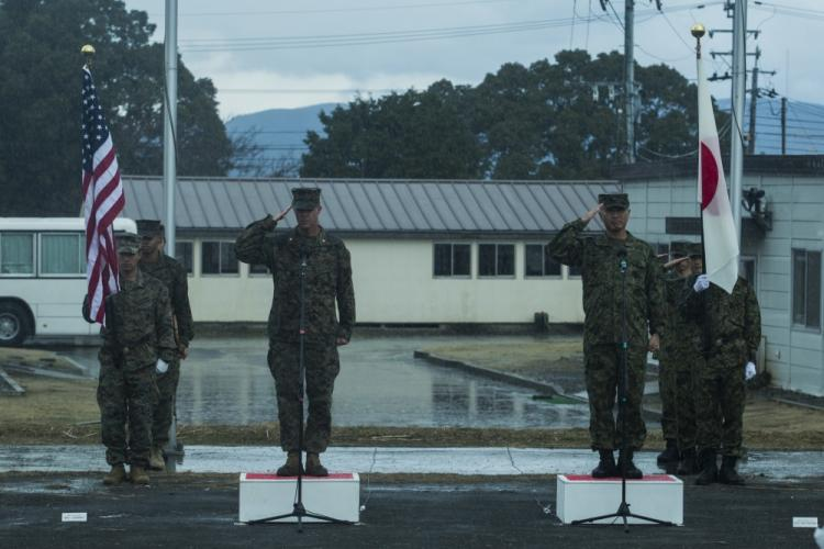 Official Marine Corps photo by Sgt. Audrey M. C. Rampton