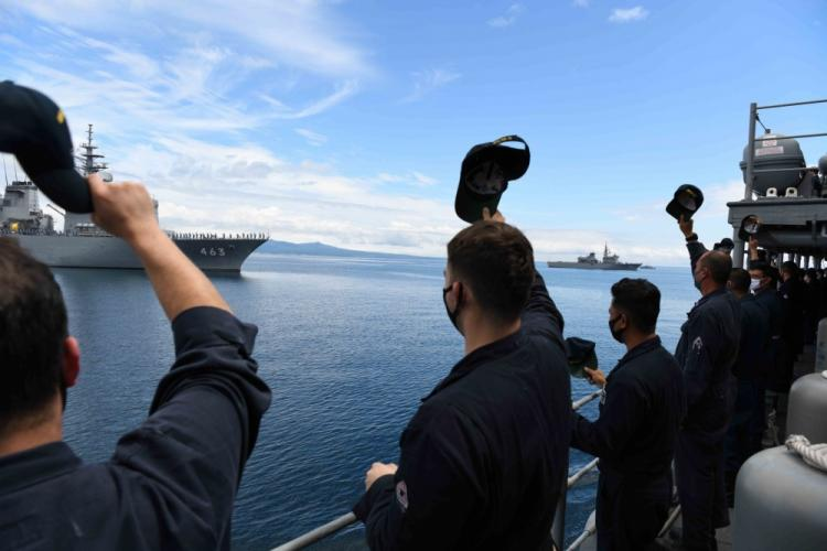 U.S. Navy photo by Mass Communication Specialist 3rd Class Caleb Strong