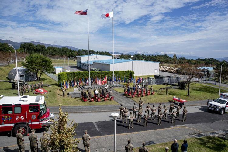 U.S. Marine Corps photo by Lance Cpl. Zachary Larsen