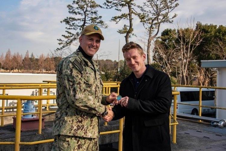 U.S. Navy photo by Mass Communication Specialist 2nd Class Michael Doan/Released