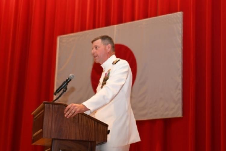 U.S. Navy photos by Izumi Morine/released
