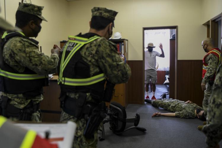 U.S. Navy photo by Mass Communication Specialist 2nd Class Jan David De Luna Mercado