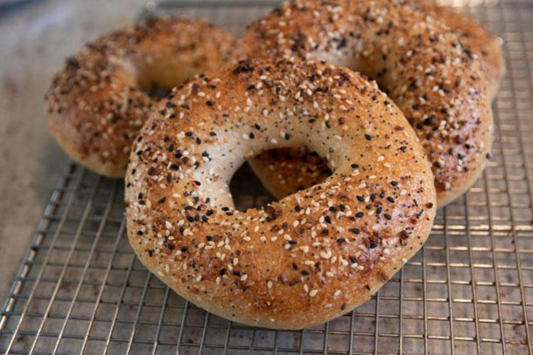 Find out where to get the best bagels in Japan.