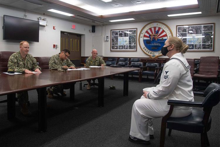 U.S. Navy photo by Mass Communication Specialist 3rd Class Jasmine Ikusebiala