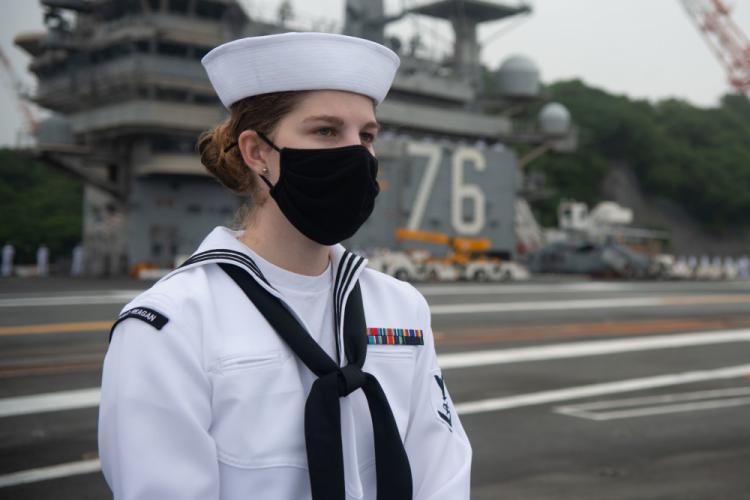 U.S. Navy Photo by Mass Communication Specialist 3rd Class Michael B. Jarmiolowski
