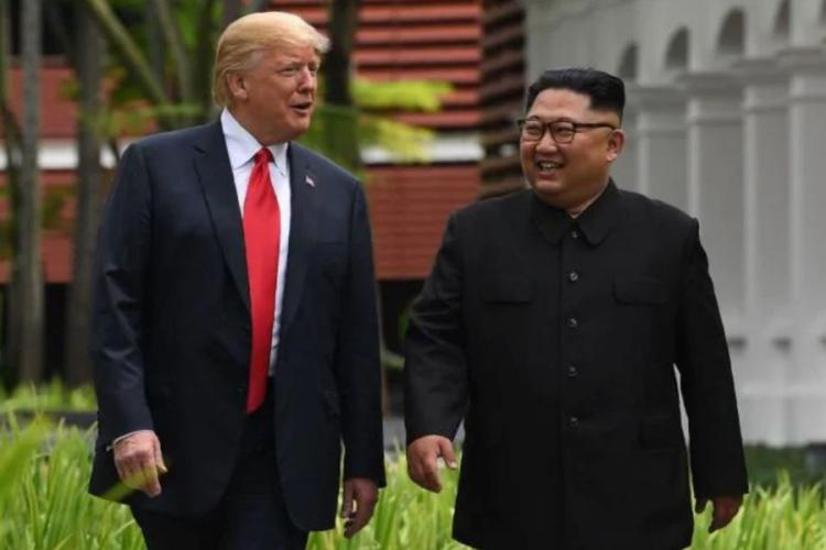 On Friday, Jan. 18, 2019, the White House announced a second summit between Kim Jong Un and President Trump at the end of February  JASON ALDAG/THE WASHINGTON POST