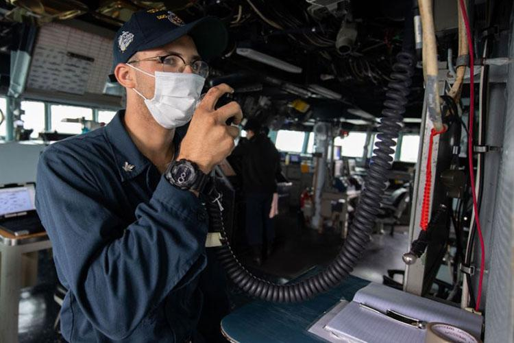 U.S. Navy photo by Mass Communication Specialist Seaman Molly Crawford