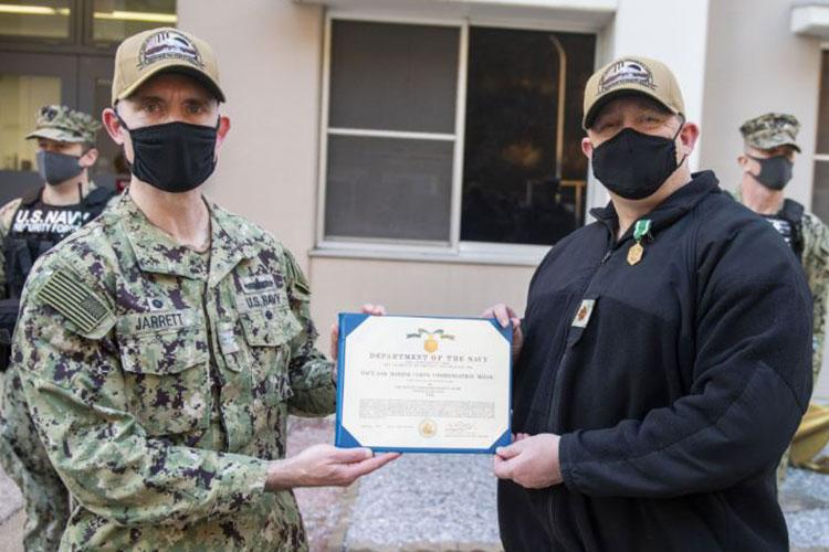 U.S. Navy photo by Mass Communication Specialist 2nd Class Tyler R. Fraser