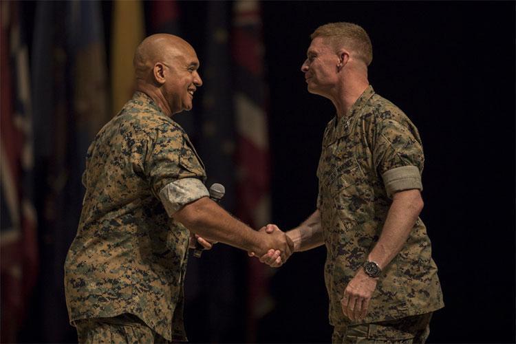 U.S. Marine Corps photo by Cpl. Jackson Ricker