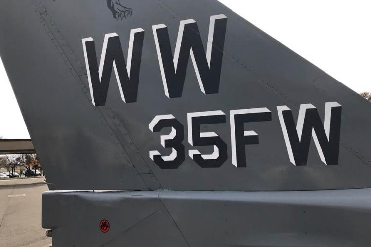 The 35th Fighter Wing at Misawa Air Base in northeastern Japan relieved the commander of its maintenance squadron on Monday, according to a report. AARON KIDD/STARS AND STRIPES