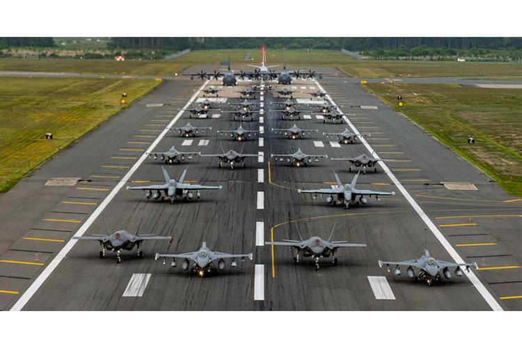 U.S. Air Force photo by SSgt Melanie Bulow-Gonterman