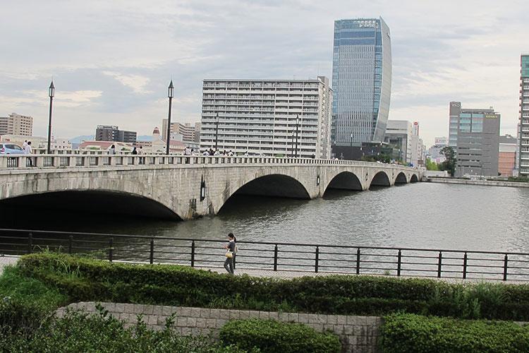 Niigata - Bandai Bridge, photos by Takahiro Takiguchi