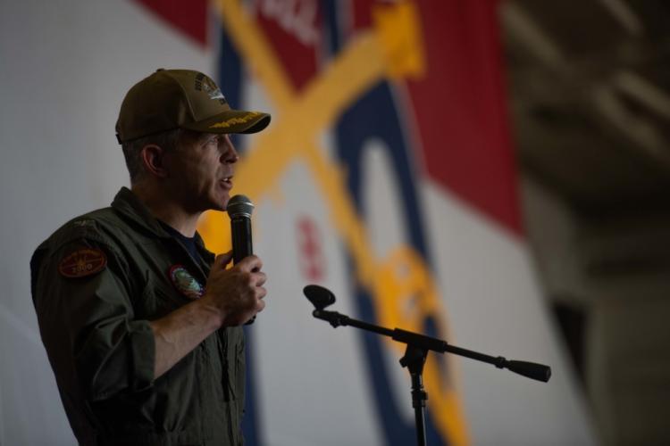 U.S. Navy photo by Mass Communication Specialist 2nd Class Janweb B. Lagazo