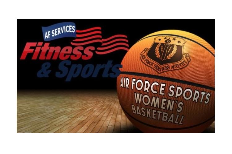 Graphic for Air Force Sports Women's Basketball (U.S. Air Force graphic by Greg Hand)