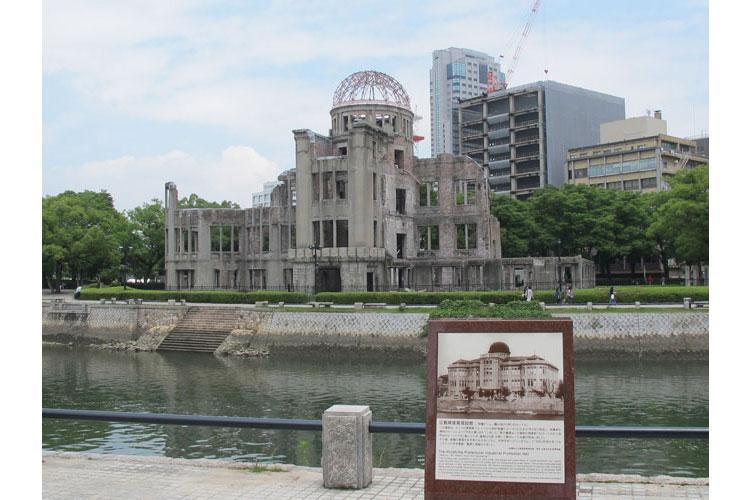 Genbaku Dome (Photo by Takahiro Takiguchi)