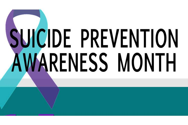 This layout and design was created by 374th Airlift Wing Public Affairs, Yokota Air Base, Japan, in honor of Suicide Prevention Awareness Month on Sept. 15, 2020. (U.S. Air Force layout & design by Staff Sgt. Taylor A. Workman)
