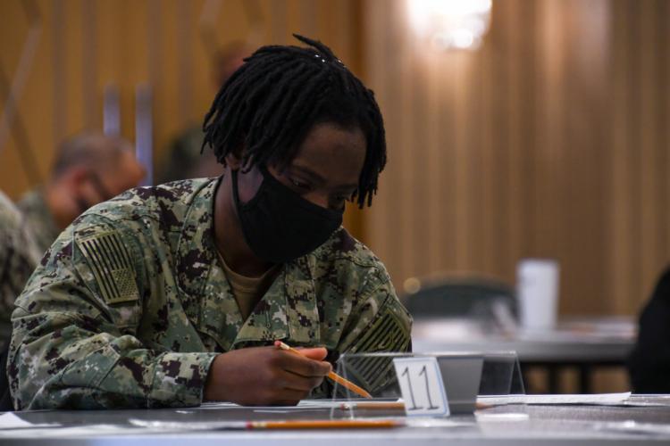 U.S. Navy photo by Mass Communication Specialist Seaman Benjamin Ringers