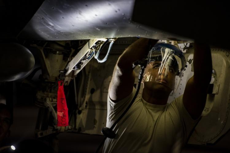 U.S. Air Force photo by Staff Sgt. Melanie A. Hutto