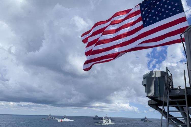 U.S. Marine Corps Photo by Lance Cpl. Cameron E. Parks