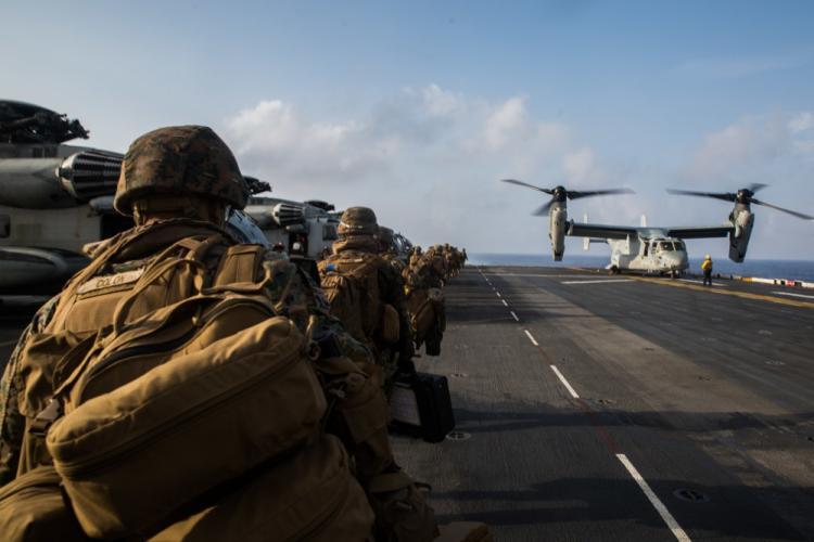 U.S. Marine Corps photo by Lance Cpl. Kenny Nunez Bigay