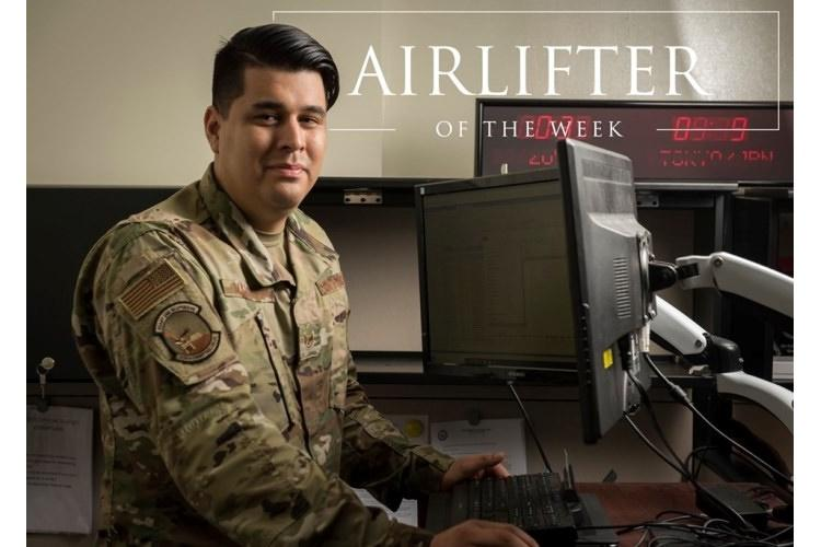 Staff Sgt. Alfredo Marquez, 374th Comptroller Squadron financial analysis integration NCOIC.