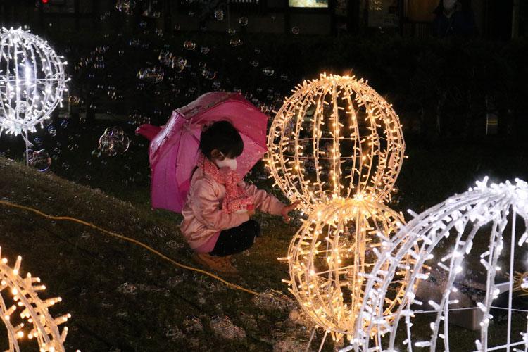 Video and photos by Yoshihito Morita, Stripes Japan