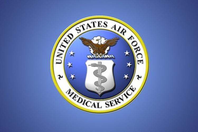 Air Force Medical Service logo (MHS graphic)