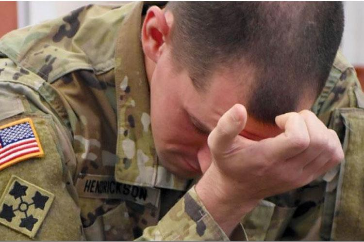 """The DOD's theme for National Suicide Prevention Month is """"Connect to Protect: Support is Within Reach."""" Deployments, COVID-19 restrictions, and the upcoming winter season are all stressors and potential causes for depression that could lead to suicidal ideations. Options are available to individuals who are having thoughts of suicide and those around them (Photo by Kirk Frady, Regional Health Command Europe)."""