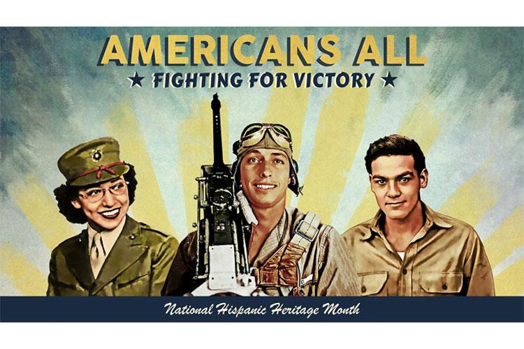"""During Hispanic Heritage Month the DHA honored the Hispanic Americans who serve our nation with an observance called, """"Values that Strengthen the Union."""" (Courtesy photo)"""