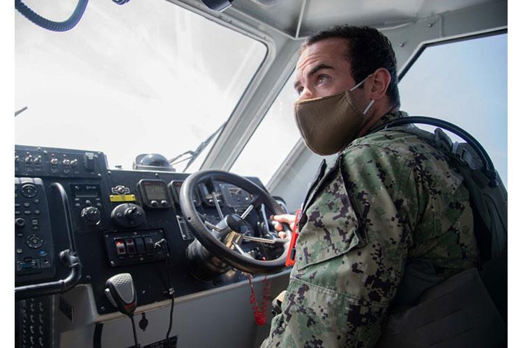 U.S. Navy photo by Mass Communication Specialist Seaman Apprentice Jasmine Ikusebiala