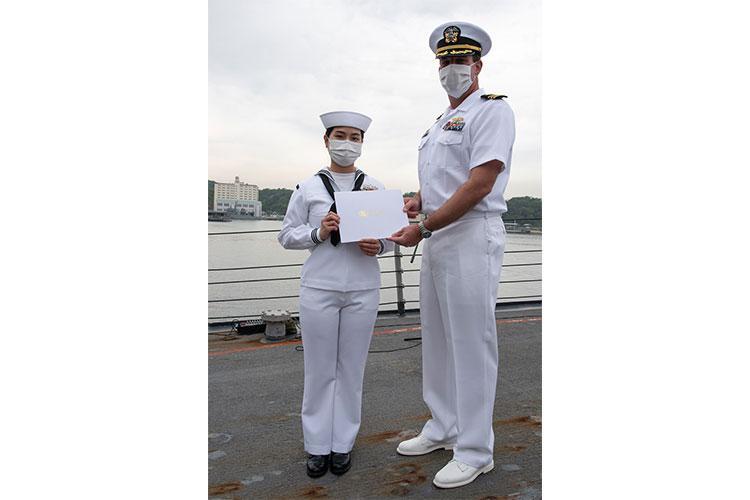 U.S. Navy photo by Ryo Isobe