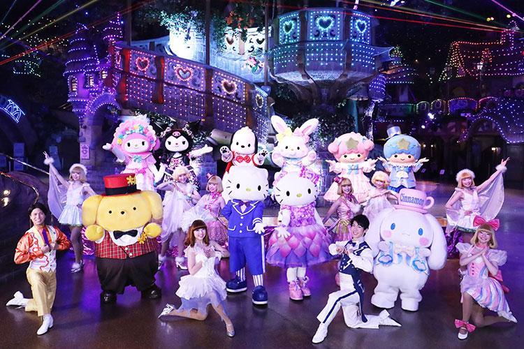 Photos courtesy of Sanrio Co., LTD ©1975,1976,1985,1989,1990,1996,1999,2001,2005,2009,2010,2021 SANRIO CO., LTD.