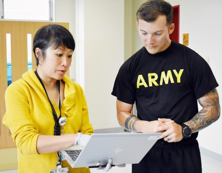 Camp Zama Army Wellness Center helps with setting, reaching fitness goals