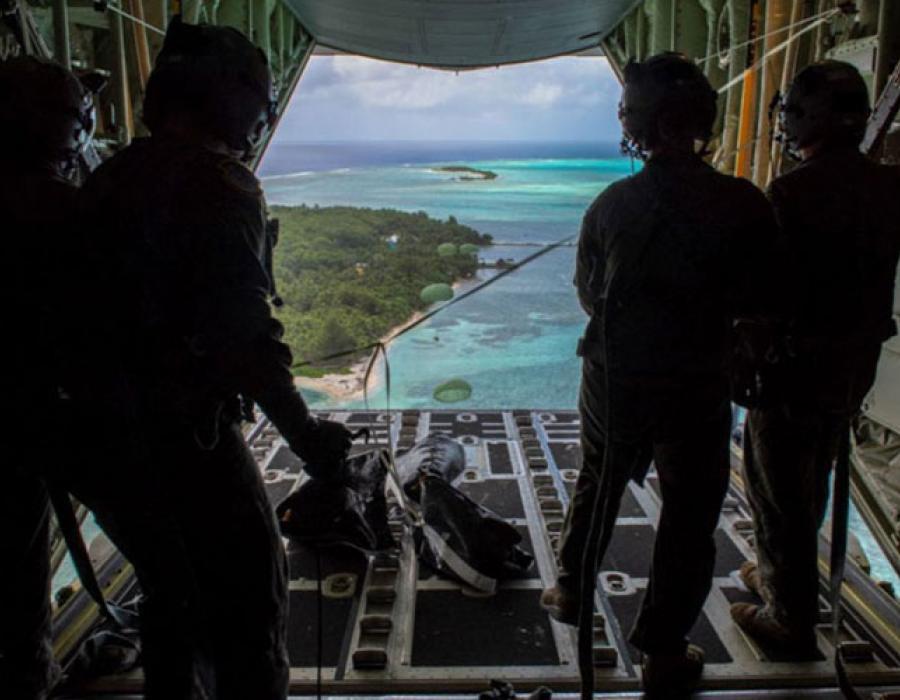 US, Japan to kick off Operation Christmas Drop despite COVID-19